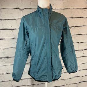 {Nike} windbreaker jacket